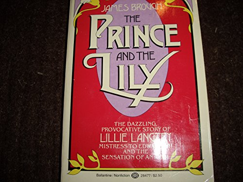 THE PRINCE AND THE LILY: James Brough