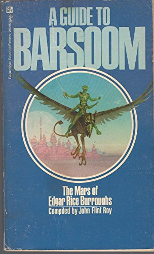 9780345285959: Guide to Barsoom