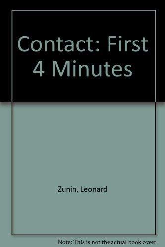 Contact: First 4 Minutes: Zunin M.D., Leonard