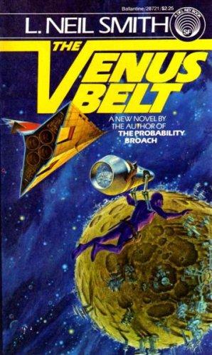 9780345287212: The Venus Belt