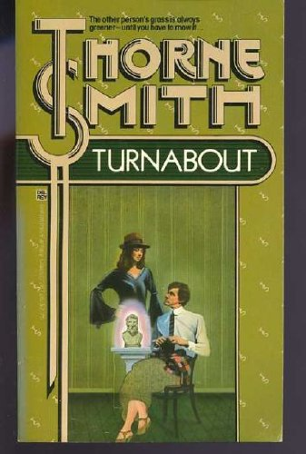 Turnabout (0345287258) by Thorne Smith