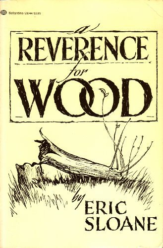 9780345287441: A Reverence For Wood