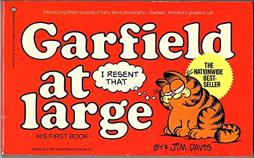 9780345287793: Garfield at Large: His First Book