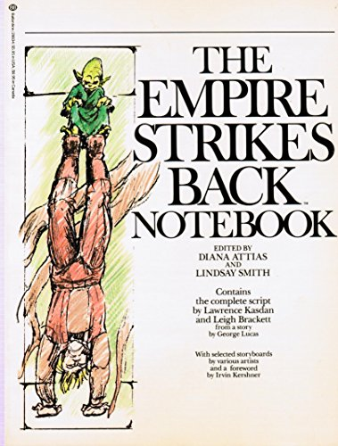 9780345288349: The Empire Strikes Back Notebook