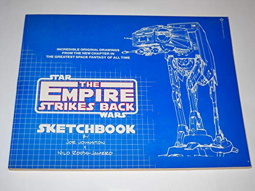 9780345288363: The Empire Strikes Back Sketchbook