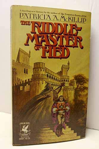 The Riddle-Master of Hed (9780345288813) by Patricia A. McKillip