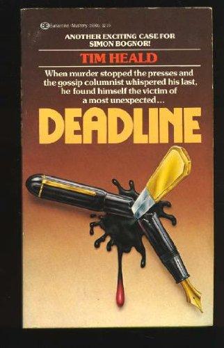 9780345289056: Deadline