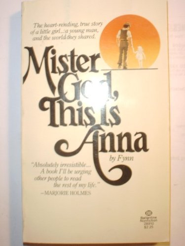 9780345289100: Mister God, This Is Anna