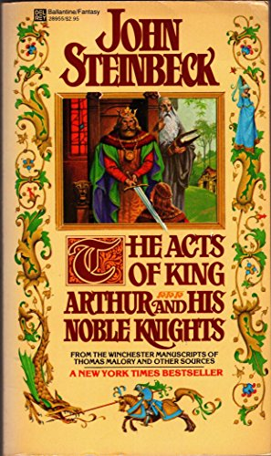 9780345289551: Title: The Acts of King Arthur and His Noble Knights