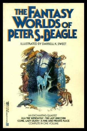 9780345289674: Fantasy Worlds of Peter S. Beagle