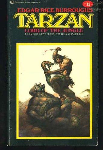 9780345289865: Tarzan, Lord of the Jungle (Tarzan, Book 11)