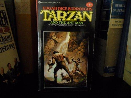 9780345289971: Tarzan and the Ant Men