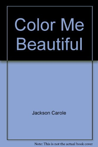 9780345290144 color me beautiful - Color Me Beautiful Book