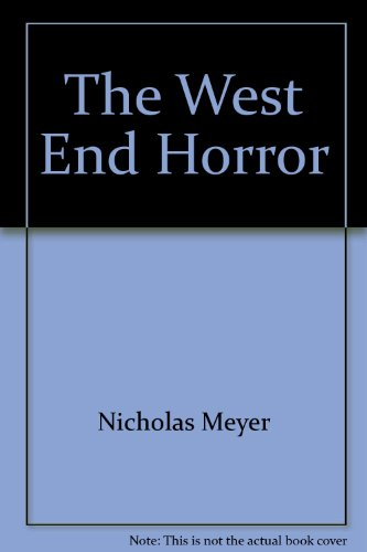 9780345290205: The West End Horror