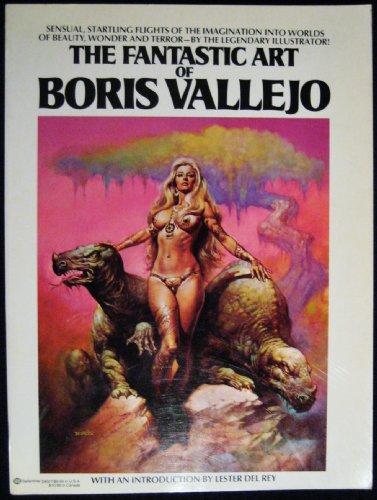 9780345290274: Fantastic Art of Boris Vallejo