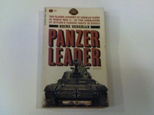 9780345290465: Panzer Leader