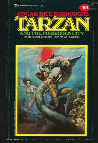 9780345291066: Tarzan and the Forbidden City: (#20)