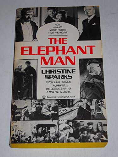 an analysis of the novel the elephant man by christine sparks A character analysis of christine spark's novel the elephant man pages 3 words 1,002 view full essay more essays like.