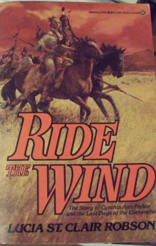 9780345291455: Ride the Wind