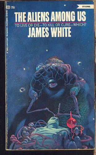 The Aliens Among Us: White, James