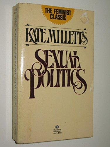 9780345292704: Sexual Politics