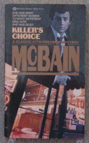 Killer's Choice : An 87th Precinct Mystery: McBain, Ed
