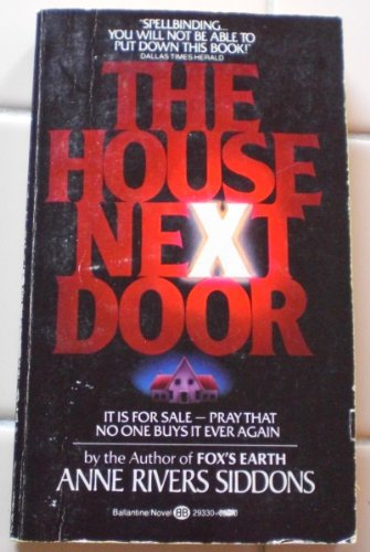 9780345293305: The House Next Door