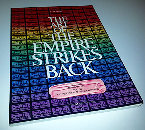 "9780345293350: The Art of ""the Empire Strikes Back"""