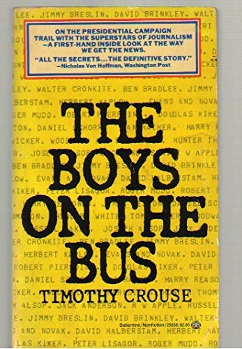 9780345293381: Title: THE BOYS ON THE BUS