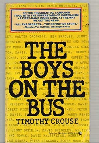 9780345293381: THE BOYS ON THE BUS