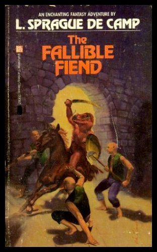 The Fallible Fiend (Novaria, Bk. 3)