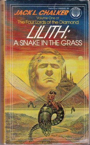 9780345293695: Lilith: A Snake in the Grass (The Four Lords of the Diamond, Vol. 1)