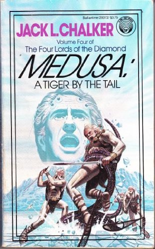Medusa: A Tiger by the Tail (The Four Lords of the Diamond, Vol. 4)