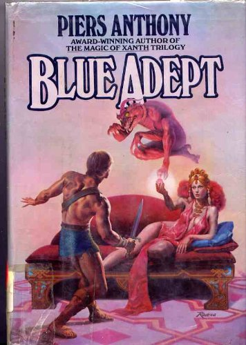 Blue Adept: Anthony, Piers