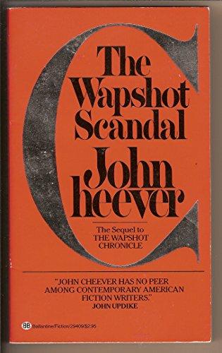 9780345294098: The Wapshot Scandal