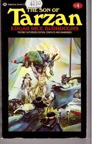 The Son of Tarzan (Tarzan Series #4): Edgar Rice Burroughs
