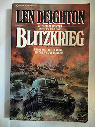 Blitzkrieg: Len Deighton