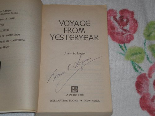 Voyage from Yesteryear: James P. Hogan