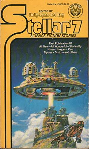 Stellar Science Fiction Stories #7 : Making: Del Rey, Judy-Lynn
