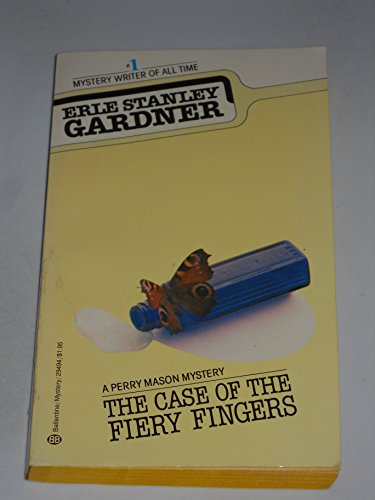 9780345294944: The Case of the Fiery Fingers