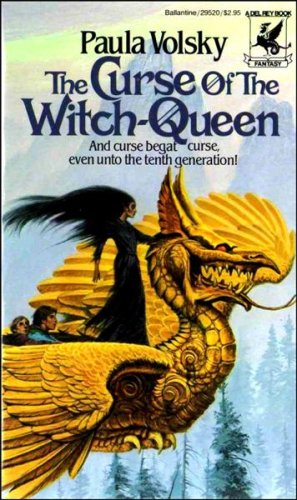 9780345295200: The Curse of the Witch-Queen (A Del Rey book)