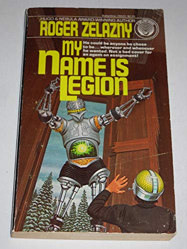 9780345295224: My Name Is Legion