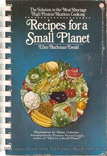 9780345295675: Recipes for a Small Planet