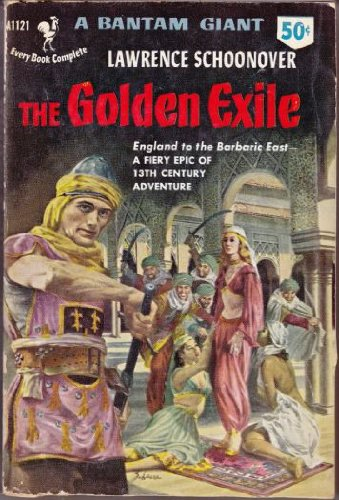 9780345295811: The Golden Exile