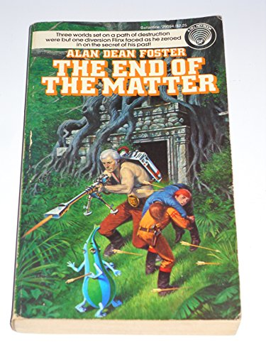 9780345295941: The End of the Matter