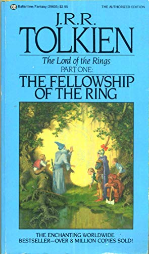 9780345296054: The Fellowship of the Ring (The Lord of the Rings, Part 1)