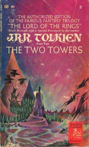THE TWO TOWERS (Lord of the Rings: J.R.R. Tolkien