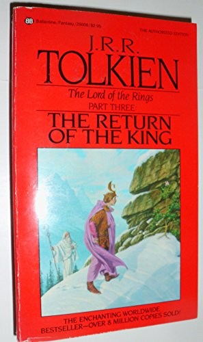 Return of the King (Lord of the Rings) (0345296087) by J.R.R. Tolkien