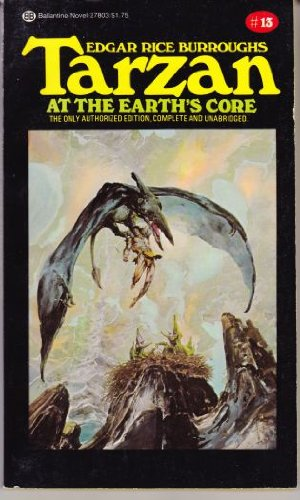 9780345296634: Tarzan at the Earth's Core
