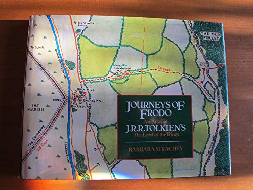 9780345297235: Journeys of Frodo